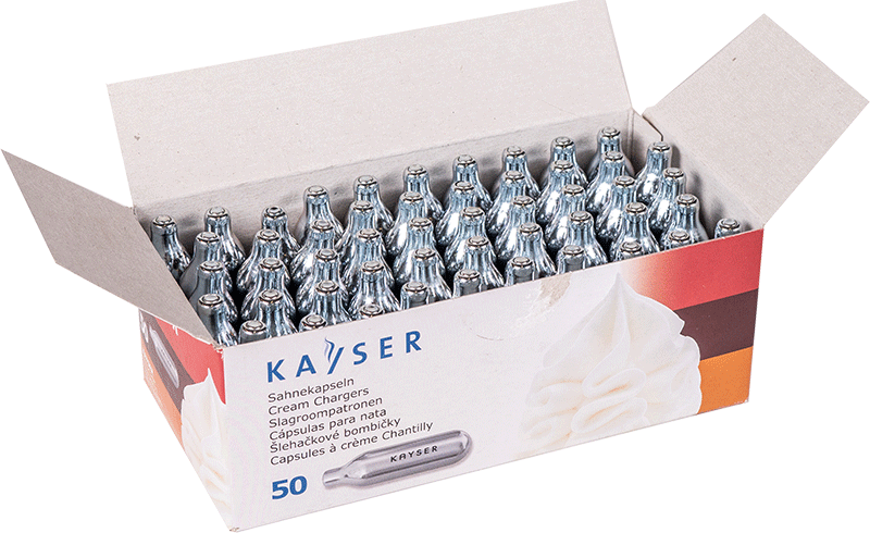 Kayser Whipped Cream Chargers
